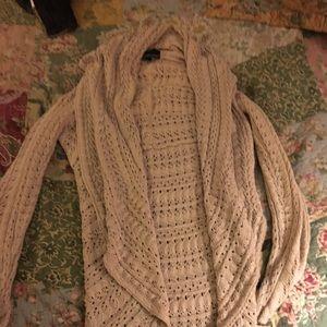 Rowley cardigan sweater.